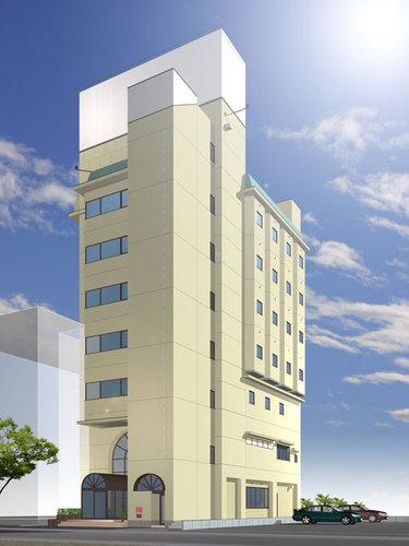 ホテル改修(外観)
